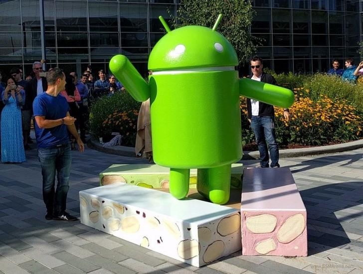 LG V20 será o primeiro smartphone a sair com Android Nougat