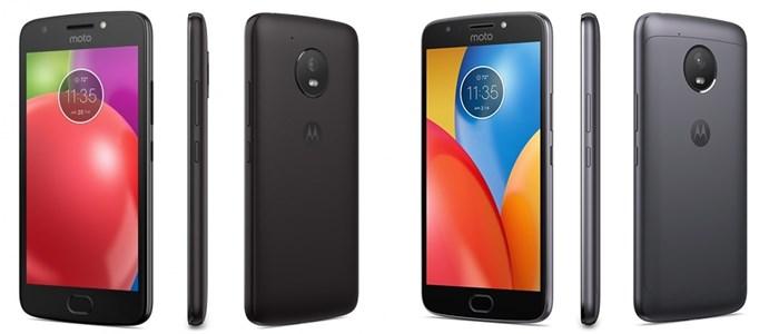 A Motorola Anúnciou 2 Novos Smartphones o Moto E4 e E4 Plus