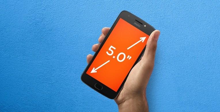 Vazam imagens do novo Moto G5 nas prateleiras, saiba mais!