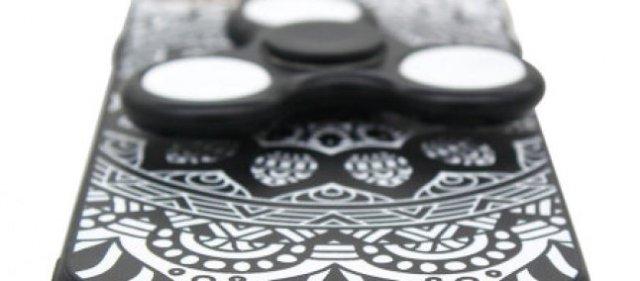 Conheça a capa para iPhone com spinner na traseira