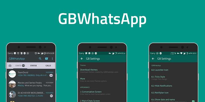 tem como baixar o whatsapp gb no iphone