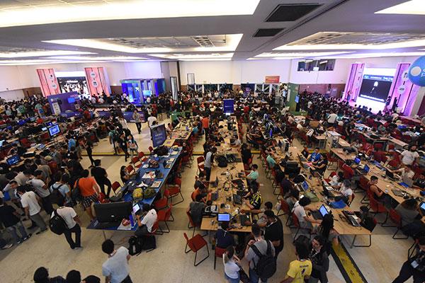 Campus Party Natal 2 - TecDuos
