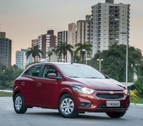 Onix é o carro mais vendido no mês de Julho - TecDuos