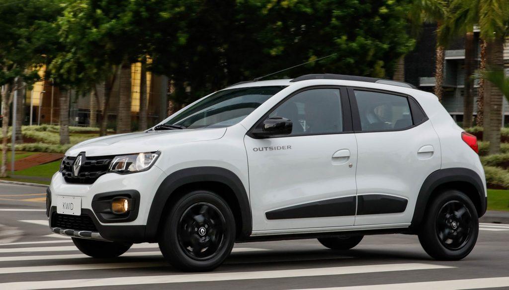Renault Kwid está entre os 5 primeiros carros mais vendiidos de Julho - TD Auto