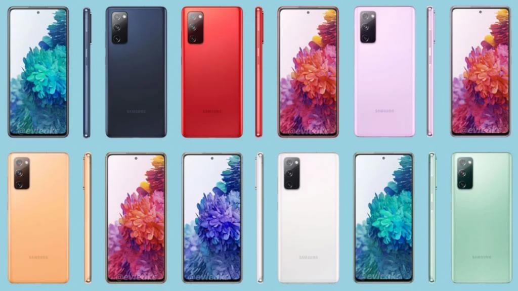 Galaxy S20 FE com Snapdragon 865 é lançado no Brasil