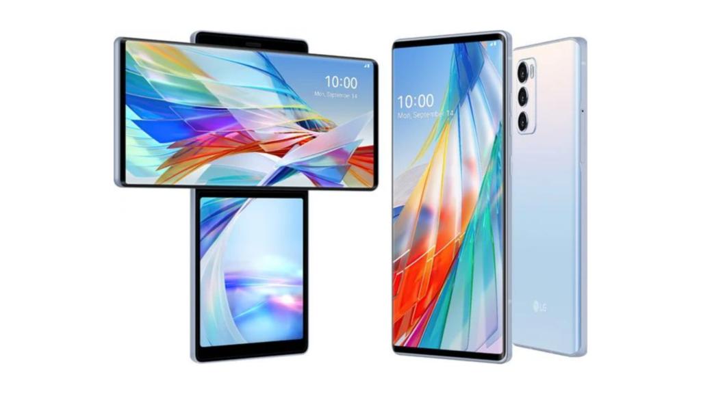 Conheça o LG Wing, o smartphone diferente da LG