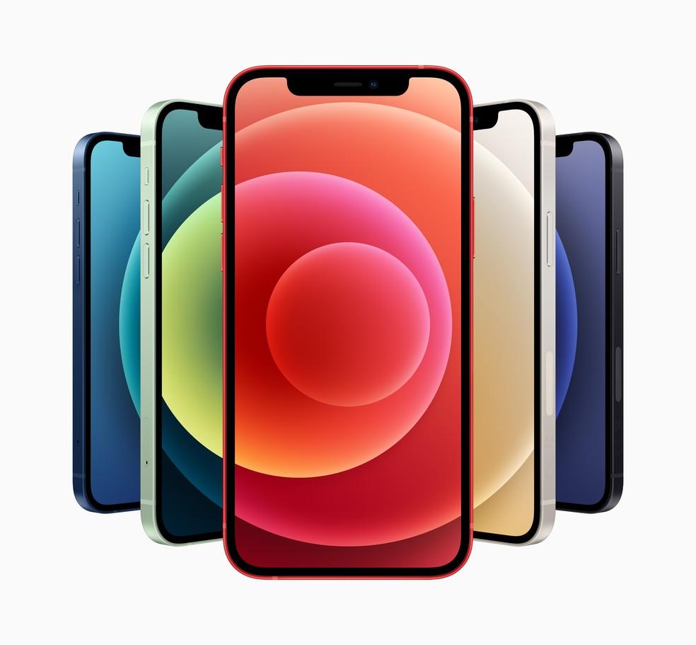 Iphone 12 chega ao Brasil