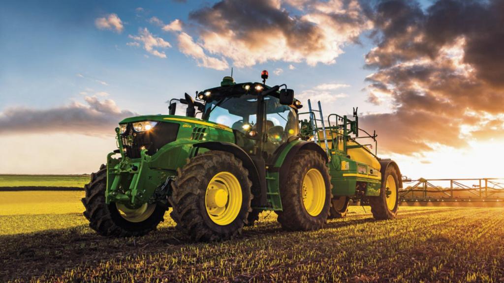A Claro e a John Deere anunciam colaboração para levar efetivamente a agricultura 5.0 ao campo brasileiro