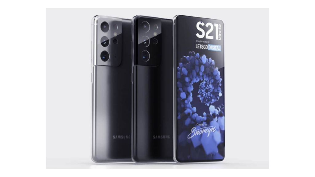Galaxy S21 Plus aparece na rede