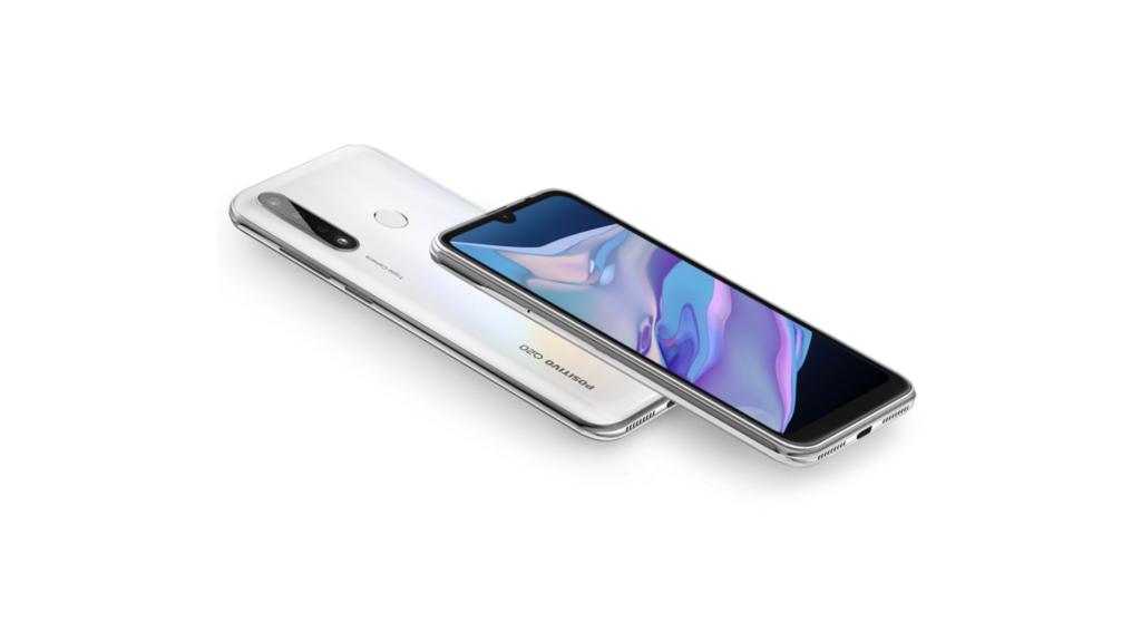 Conheça os 5 melhores smartphones para você comprar até 1000 reais (TecDuos) Positivo Q20