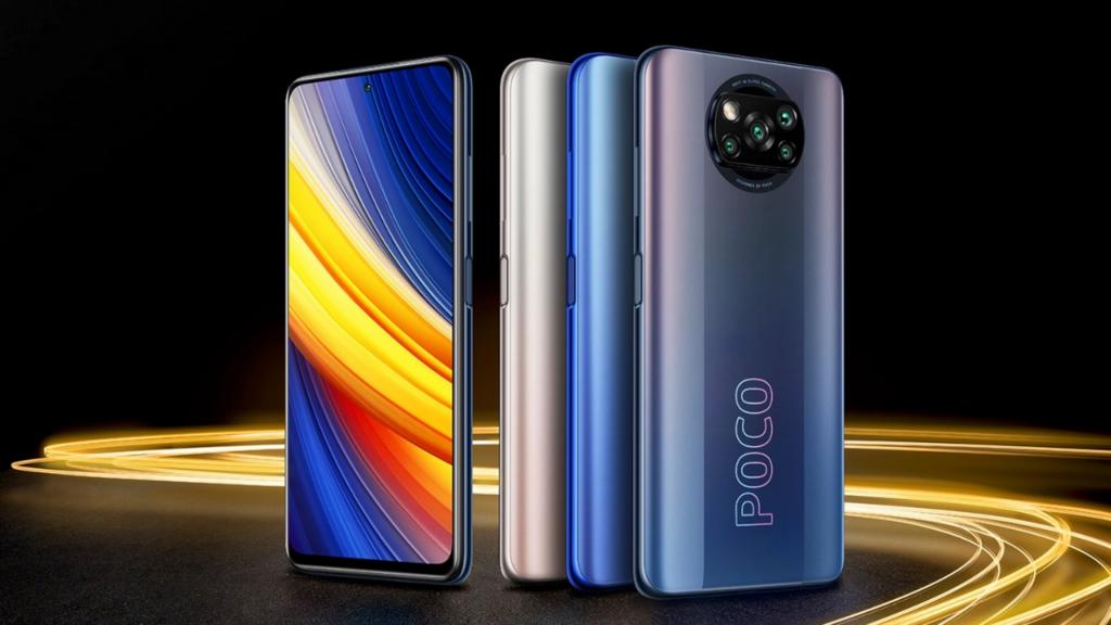 Xiaomi lança Poco F3 e X3 Pro com preço baixo
