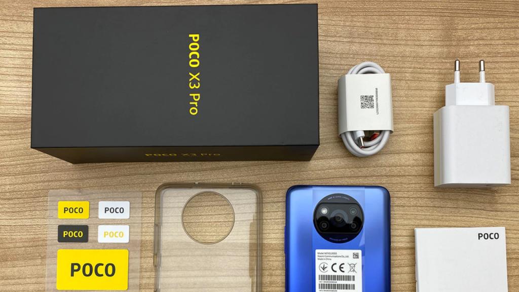 Poco X3 Pro é lançado com Snapdragon 860