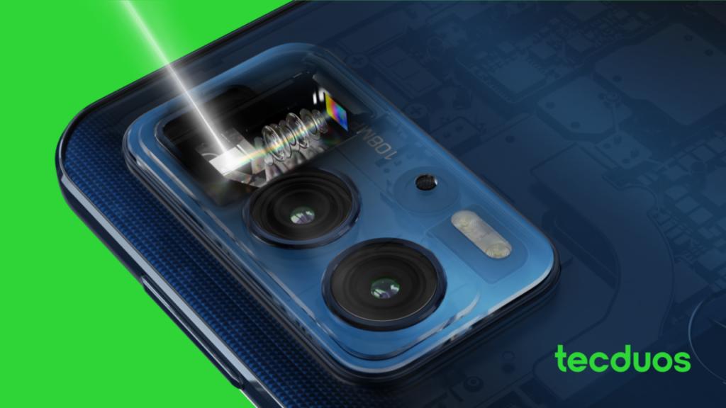 Motorola Edge Pro na promoção